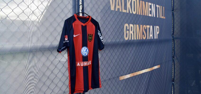 Matchtröjans Dag – 30 mars färgar vi Grimsta rödsvart!