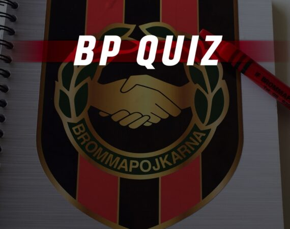 BP Quiz: April