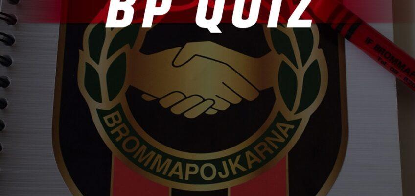 BP-Quiz Maj