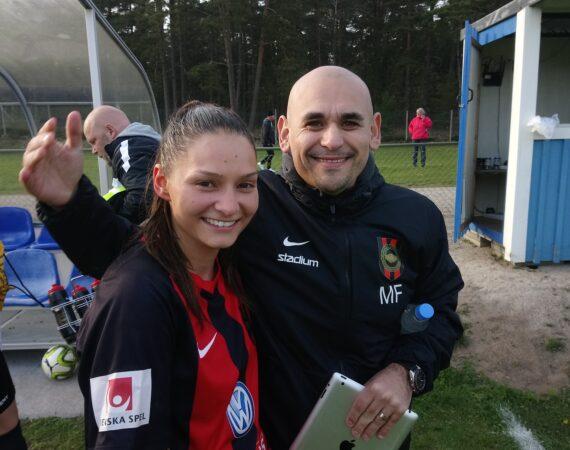 Sent Ahmić-mål gav poäng mot Kalmar!