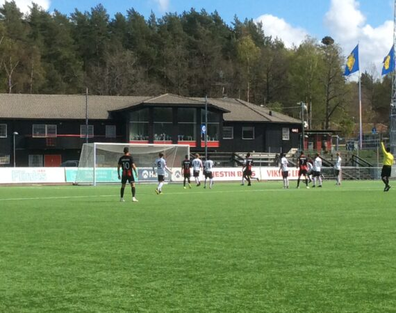 Oavgjort för P19 hemma mot Örebro.