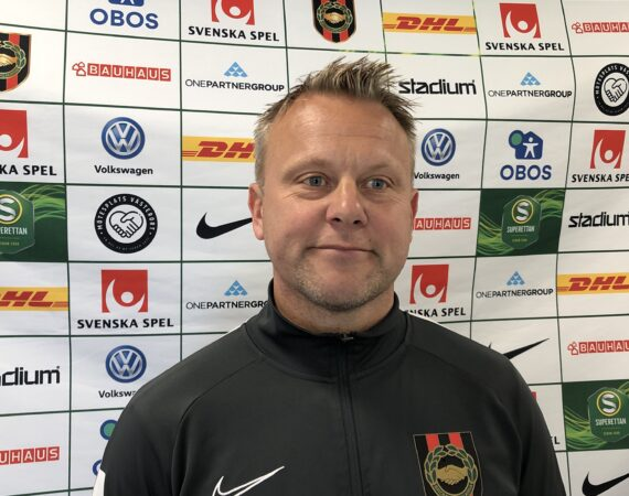 BPTV: Roberth Björknesjö inför matchen mot IK Frej
