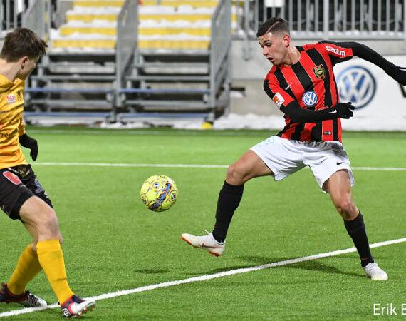Ahmed Bonnah lånas ut till IK Haninge