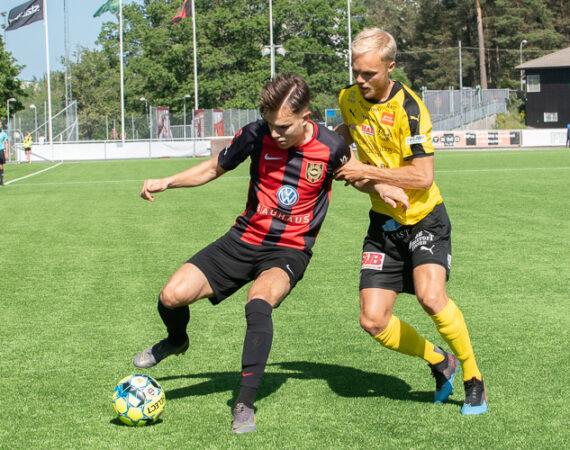 BP möter Gottne IF i Svenska Cupen Herr