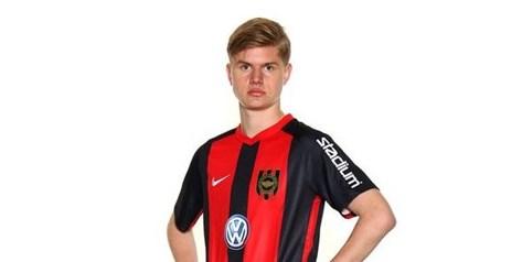 Ben Engdahl kallad till P16-landslaget