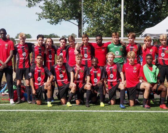 Fyra BP-lag till semifinal i Gothia Cup