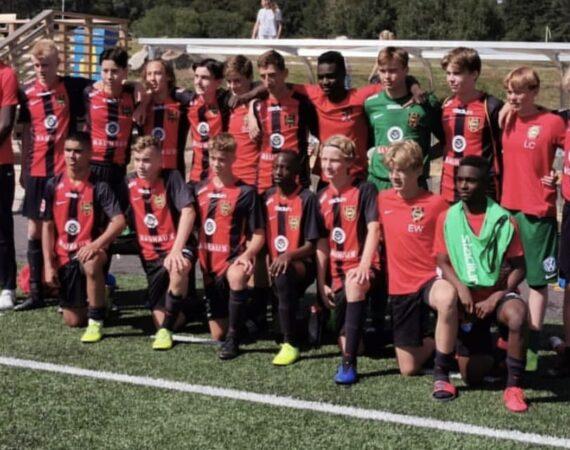Åtta BP-lag i kvartsfinal i Gothia Cup