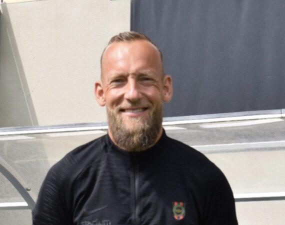 Benny Lekström ny målvaktstränare i herrlaget