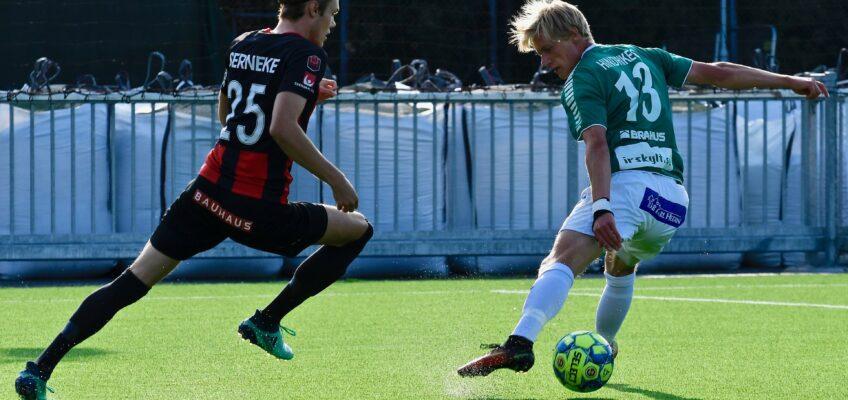 BP vidare i Svenska Cupen efter förlängning mot Gottne