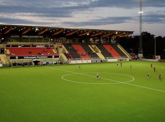 BP söker nu fler funktionärer till matcharrangemangen under säsongen 2020