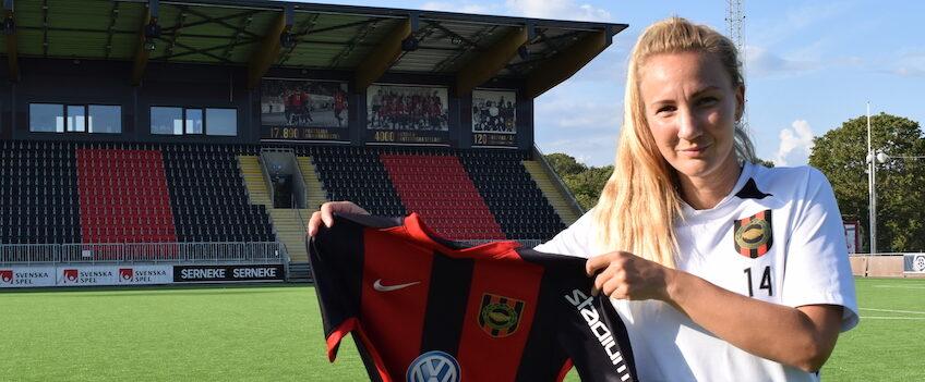 Emma Lundh återvänder till BP