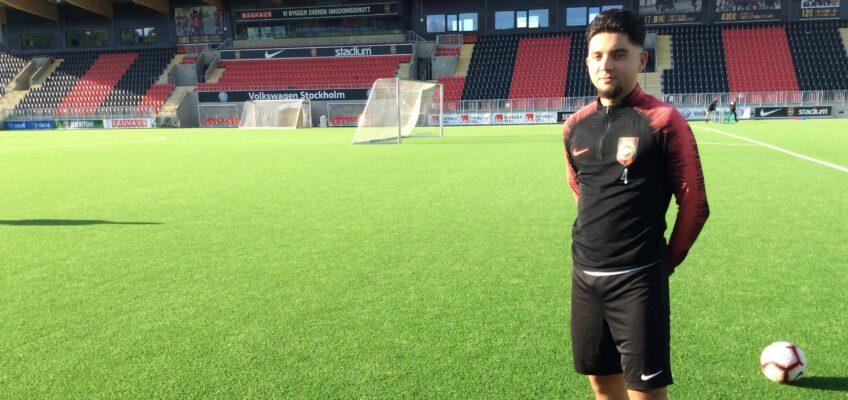 P19: Inför derby mot Hammarby med Mert Tuncer.