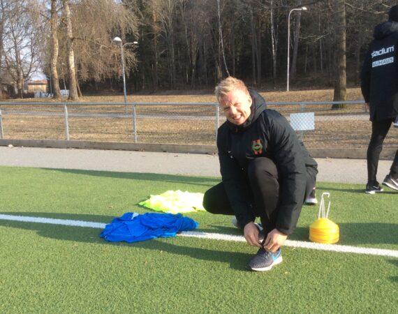 Herr U: P19 till Göteborg för spel i skandinaviska mästerskapen.