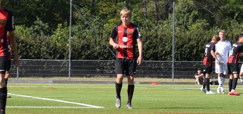 Daniel Svensson flyttas upp till herrtruppen