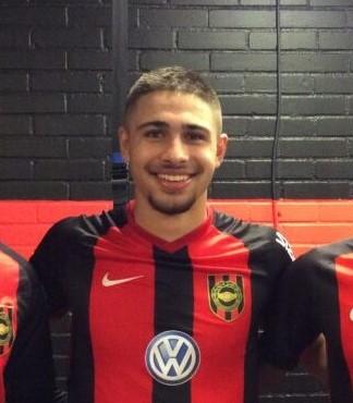 Omar Faraj tar steget upp till herrtruppen