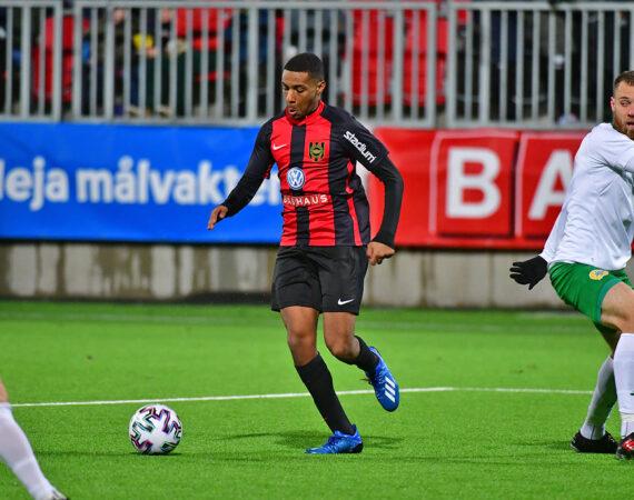 Paulos Abraham, 17, lämnar BP för AIK