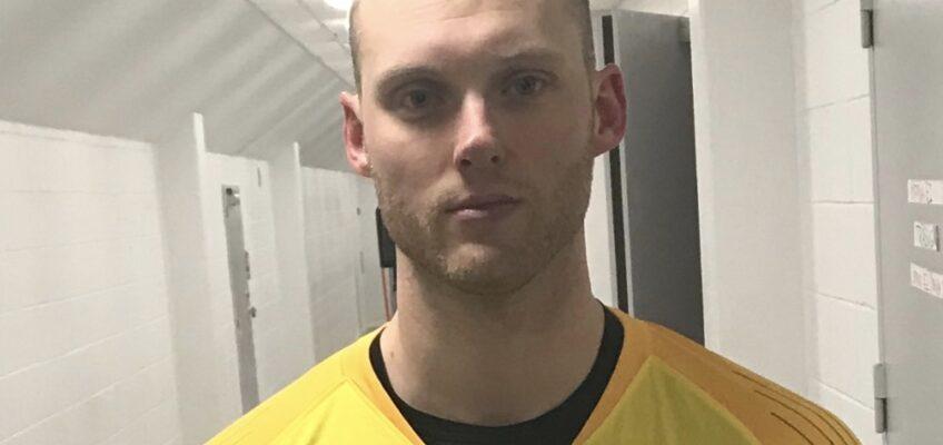 Alexander Lundin skriver kontrakt med BP!