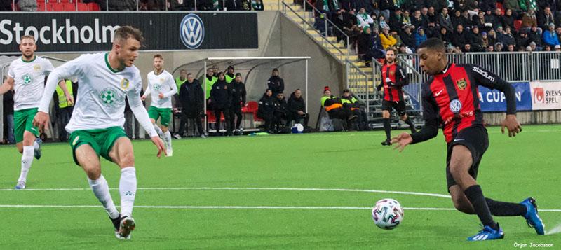 1-1 mellan Varberg och BP