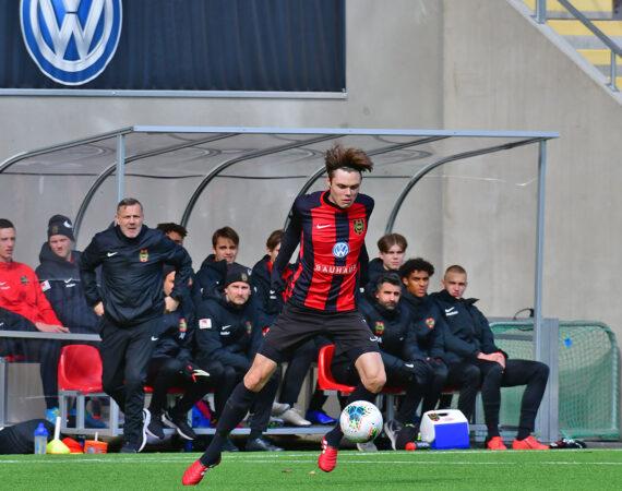 Herrarnas match mot IFK Haninge ställs in