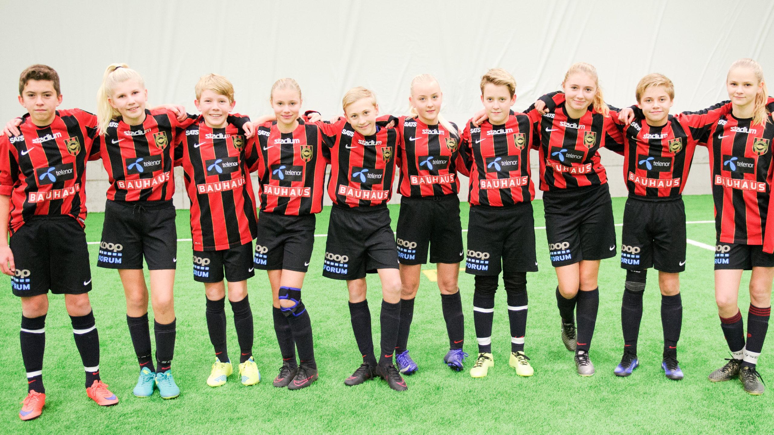 Ordförandebloggen #2: Sveriges största flickförening