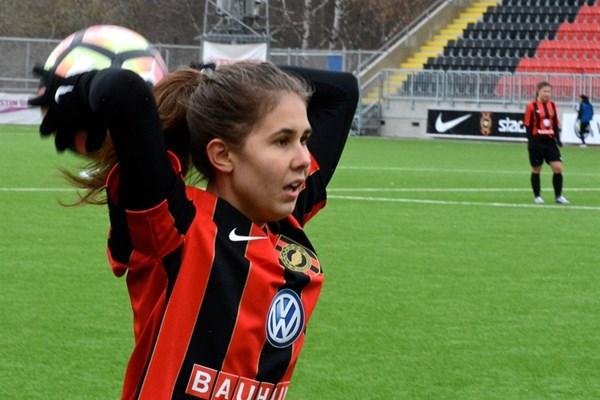 Julia Olsson – tjugoårig BP-veteran