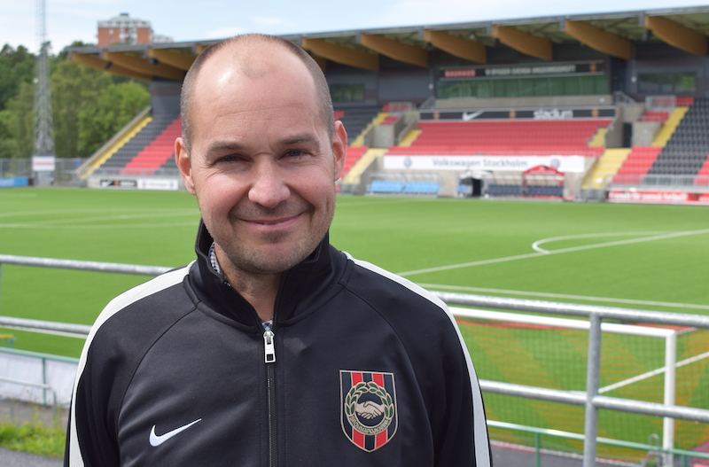 Mikael Sörnäs ny Koordinator Ungdom och Akademi