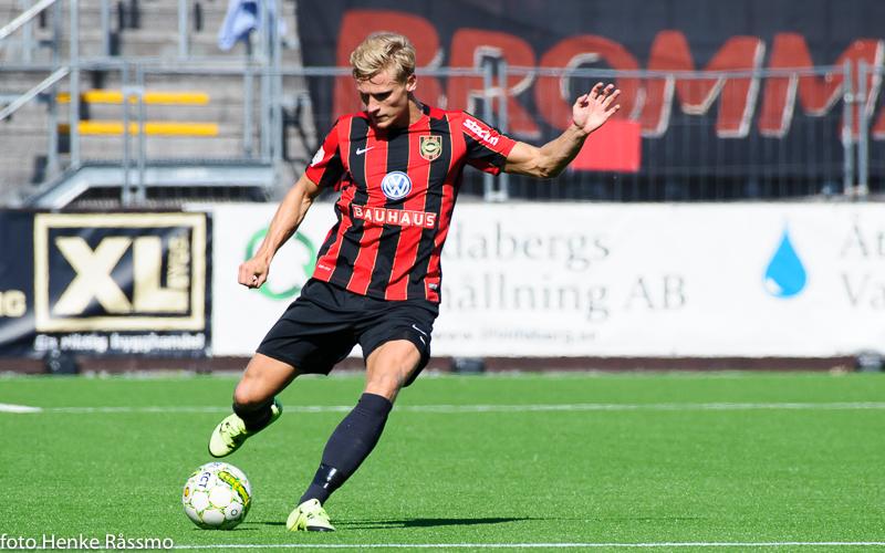 Carl Starfelt klar för IFK Göteborg