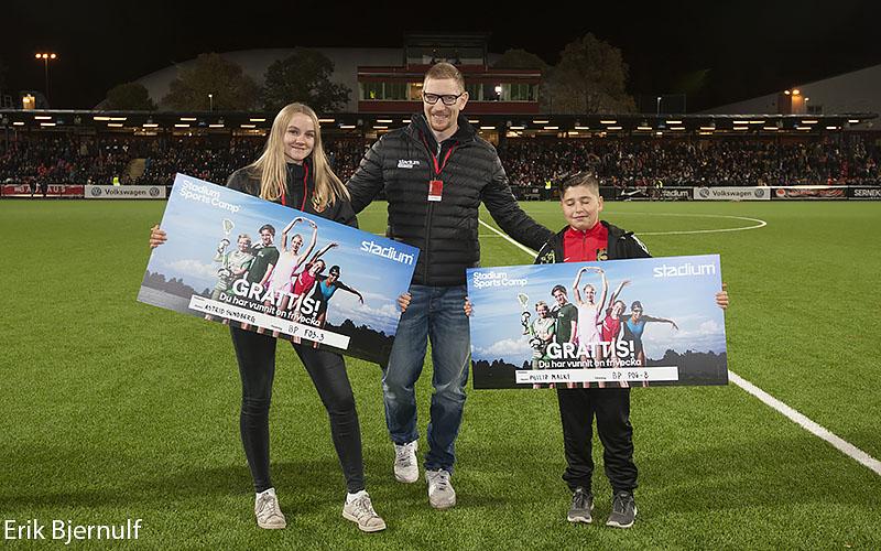 Nominera till årets Schyssta lirare med Stadium Sports Camp