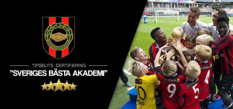 BPs Akademi återigen rankad som bäst i Sverige