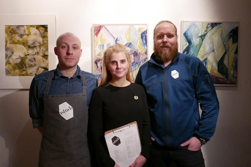 Astrids restauranger och catering ny officiell partner