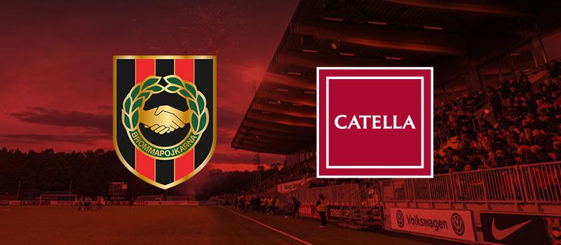 Catella ny officiell partner till BP