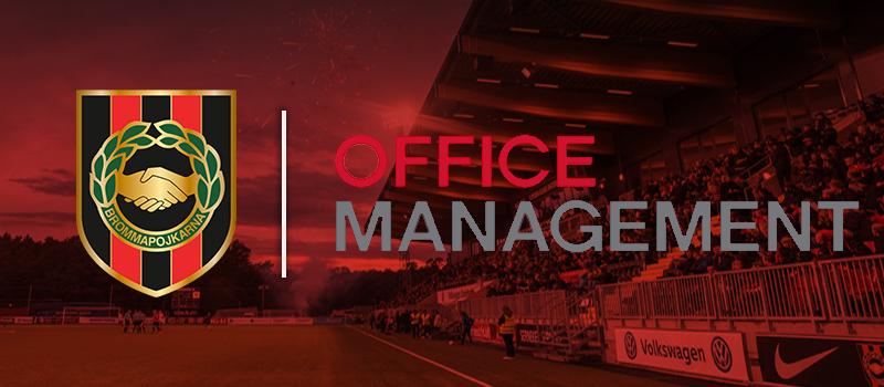 Office Management ny Officiell Partner till BP