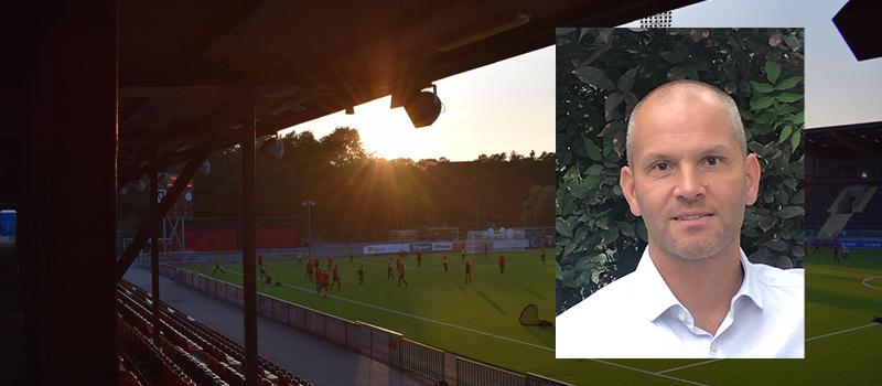 Manuel Lindberg ny klubbdirektör i BP
