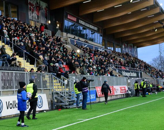 Herrarnas match mot Enskede IK sänds via BPTV