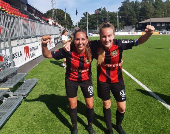 Seger med hållen nolla mot AIK!