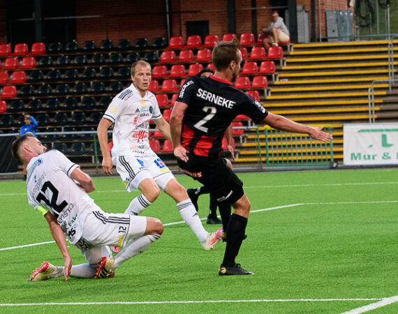 Förlust mot IF Karlstad