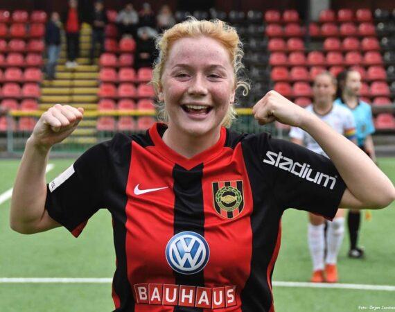 Två år till med Maja Wiklander!