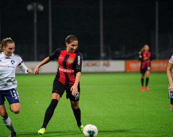 Målkavalkad och oavgjort mot Älvsjö AIK