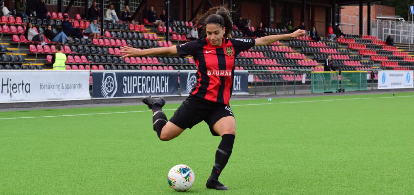 Förlust i målrik match mot Hammarby