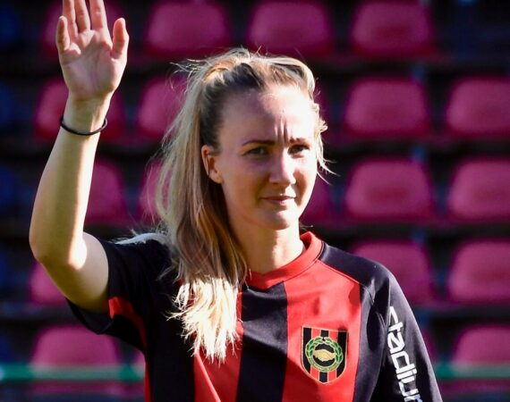 Emma Lundh i BP två säsonger till!