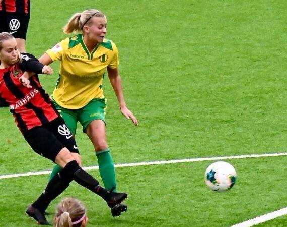 Inför Dam: BP – IK Uppsala  –  Cupmatch avslutar säsongen