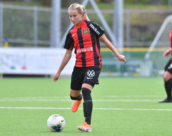 Nytt kontrakt med Sara Eriksson!