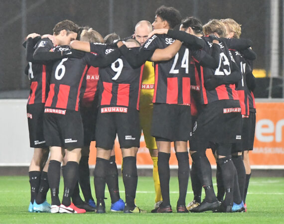 Förlust efter straffar mot Trelleborg