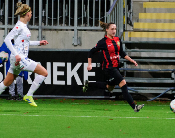 Jennifer Sjösten springer vidare i BP 2021!