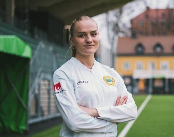 Klara Andrup i BP 2021-22!