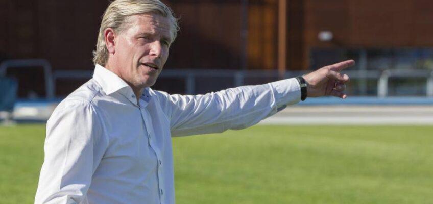 Christer Mattiasson ny huvudtränare i BP