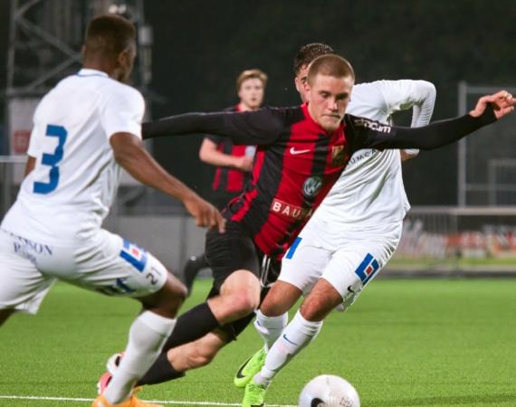 Teo Grönborg skriver A-lagskontrakt