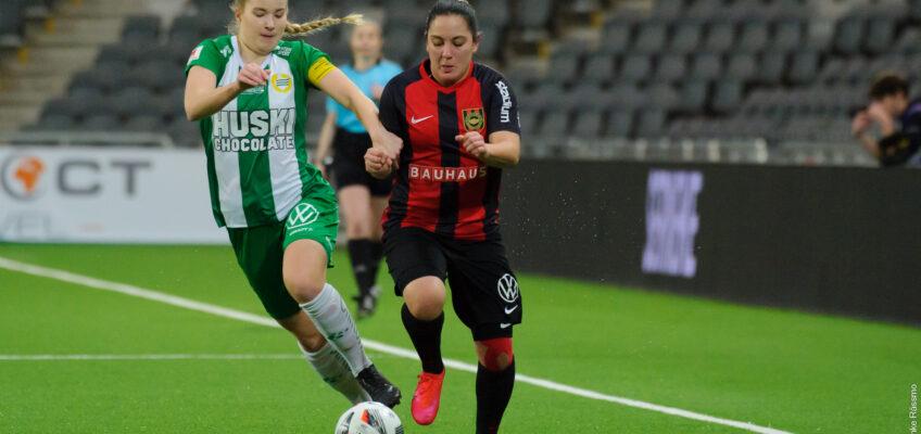 Seger och hållen nolla mot IFK Norrköping