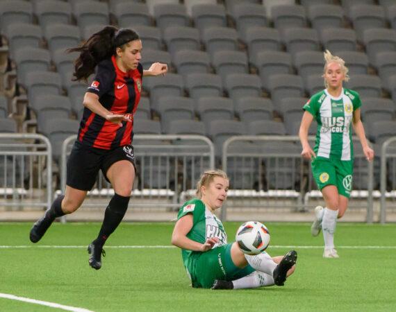 Finalförlust mot Hammarby