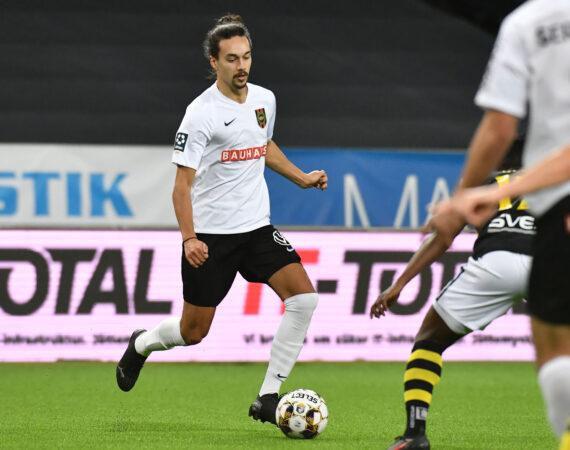 Komplett insats när BP vann mot AIK